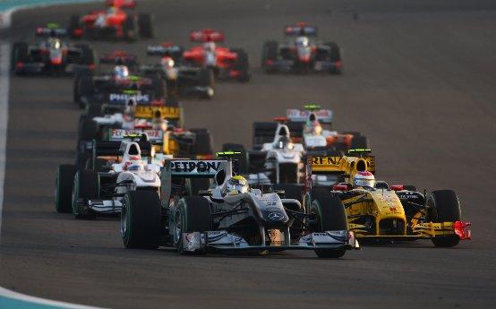 Altre emittenti televisive annunciano l'HD per gli eventi di Formula 1