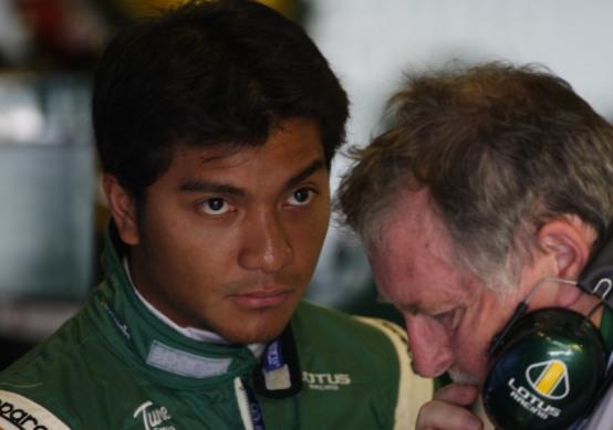 Fauzy potrebbe esordire in gara nel 2011