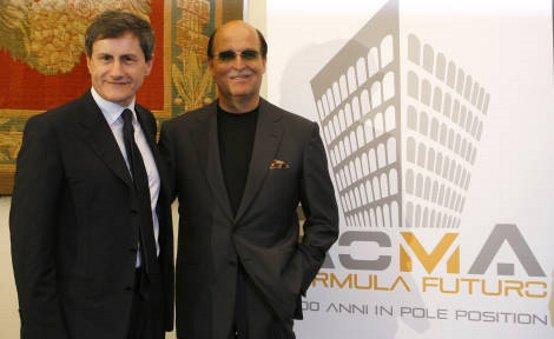 Flammini: Ecclestone vuole che Roma si alterni con Monza