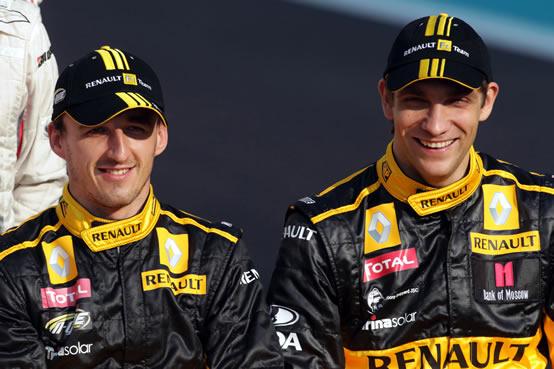 Petrov: Non si può imparare da Kubica
