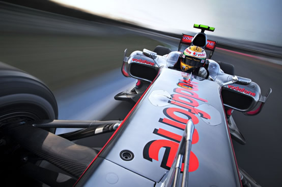 McLaren conferma la livrea cromata