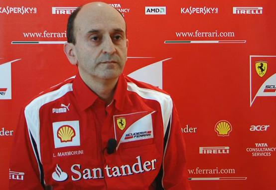 Ferrari F150, scopriamo il motore con Marmorini