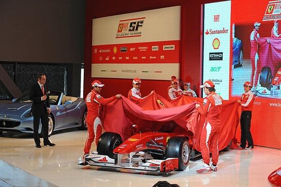 Nuova Ferrari F1: Presentazione il 28 Gennaio