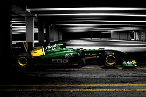 Svelata la Team Lotus T128
