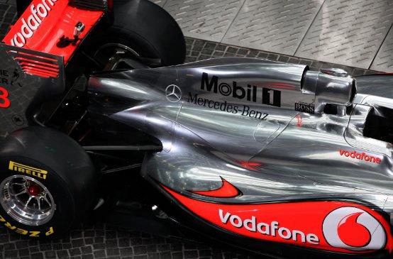 McLaren spiega il perchè delle fiancate a U