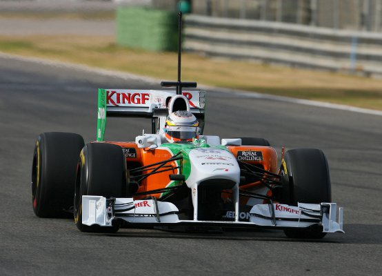 Force India prolunga la collaborazione con McLaren