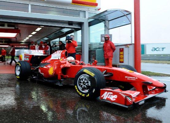 Ferrari Driver Academy: Prima giornata di stage a Fiorano