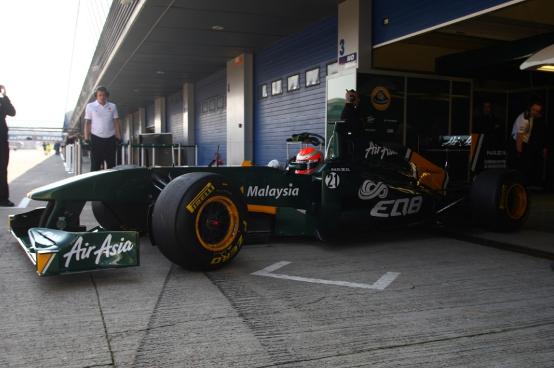 Fernandes vuole 60 milioni per chiudere la disputa con la Lotus
