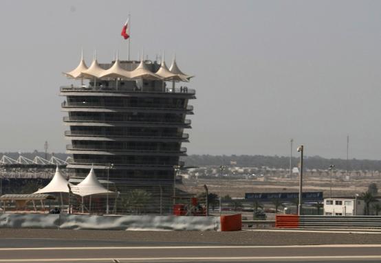 Annullato il GP Bahrain di F1