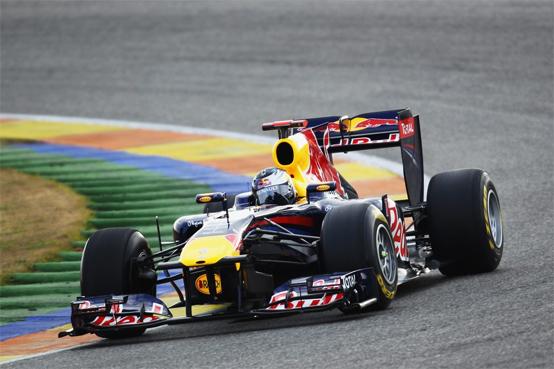 Il KERS Red Bull deve rendere al meglio secondo Newey