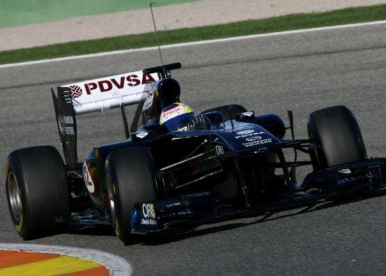 Williams: Sam Michael soddisfatto del debutto della FW33 a Valencia