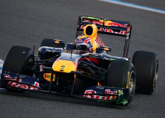 Red Bull Racing a Jerez – Giorno 1: Valutazione delle gomme Pirelli con Mark Webber