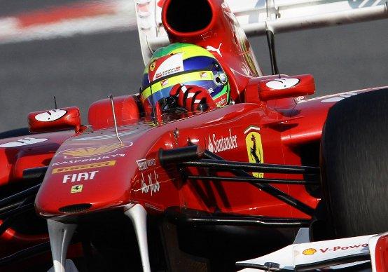 """Felipe Massa """"molto fiducioso"""" nelle gomme Pirelli"""