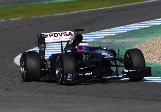 Williams F1 nega di aver girato sottopeso a Jerez