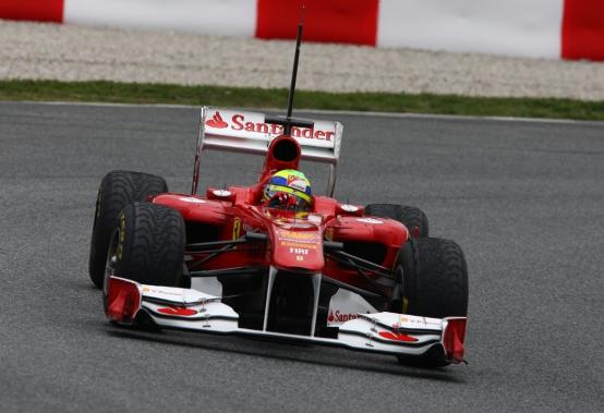 Gli ultimi test di F1 si terranno a Barcellona
