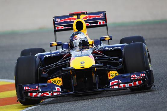 "Vettel: ""La Red Bull deve progredire"""