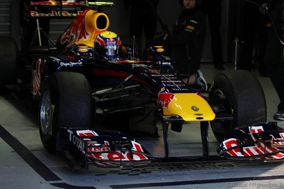 "Horner: ""Webber potrebbe restare alla Red Bull nel 2012"""