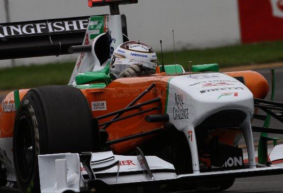 GP Australia, Force India: Una buona giornata di prove libere