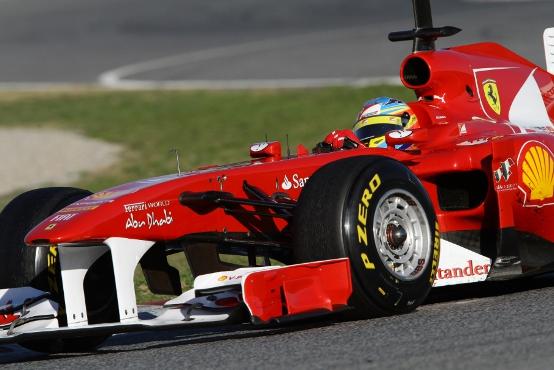 Alonso vuole la rivincita contro Vettel