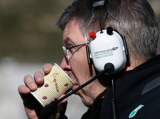 Mercedes: Gli ultimi test a Barcellona hanno tranquillizzato Brawn
