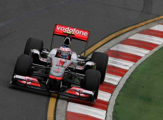 GP Australia, Prove Libere 2: Button e Hamilton rispondono alle Red Bull
