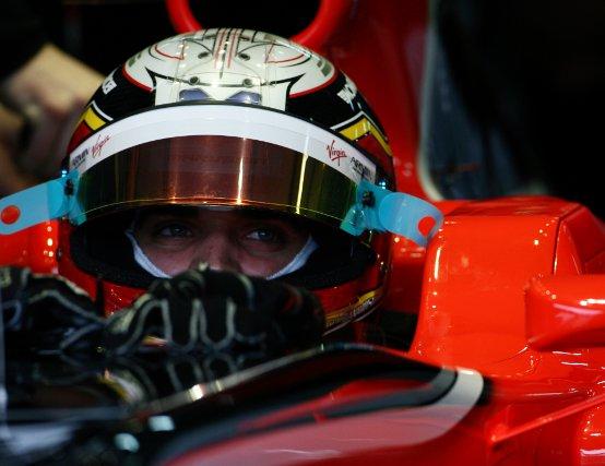 Virgin: Prove di pit-stop per D'Ambrosio nella prima giornata di test a Barcellona