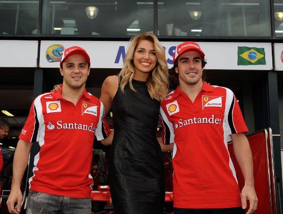 Ferrari: Fervono i preparativi a Melbourne