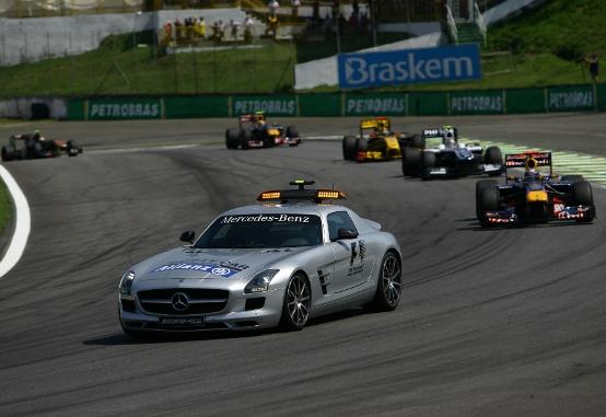 FIA: modifiche alle regole della safety car e della pitlane in F1