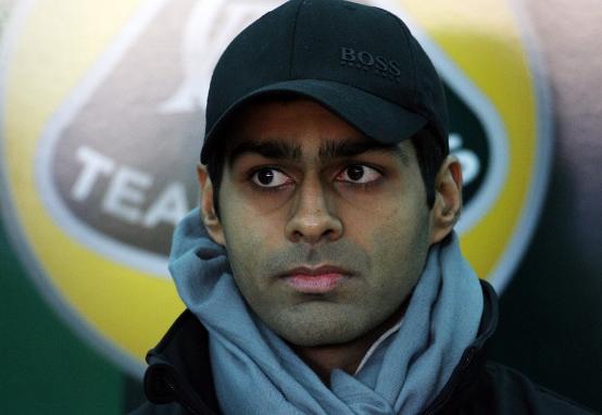 Chandhok pilota del venerdì del Team Lotus
