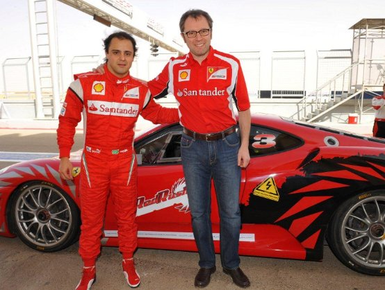 Ferrari: Massa in pista a Riyadh