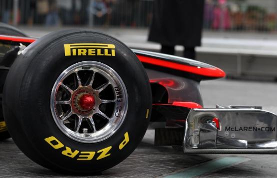 Pirelli: un set di gomme in piu' nel venerdì del GP Australia