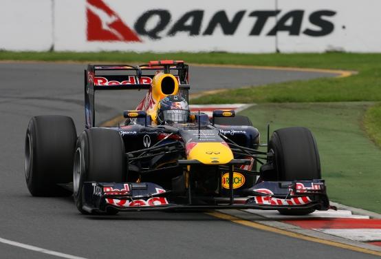Red Bull: Vettel e Webber soddisfatti dell'inizio a Melbourne