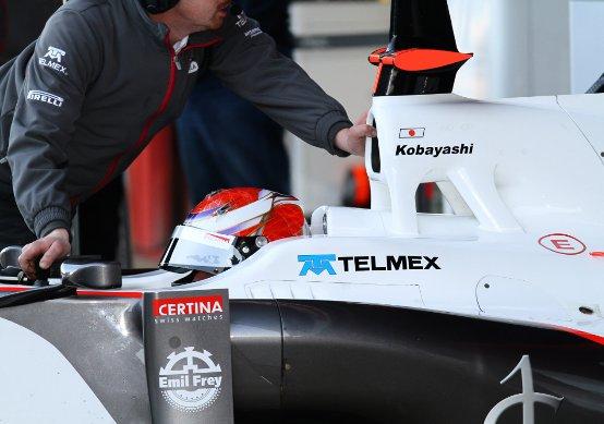 Sauber e Force India proveranno a Barcellona un giorno prima delle altre squadre