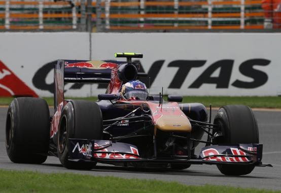 Toro Rosso: si comincia a metà classifica in Australia