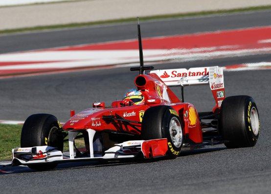 Formula 1: la vigilia degli ultimi test