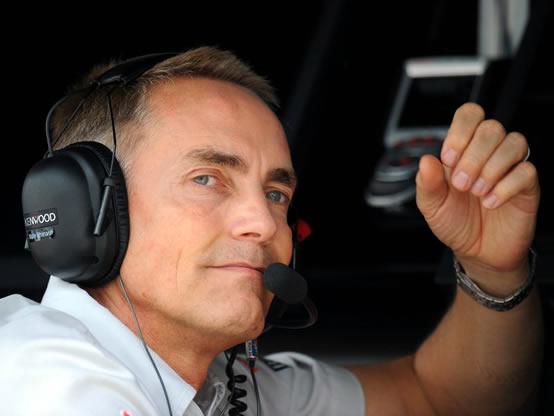 Whitmarsh difende la Pirelli dalle critiche