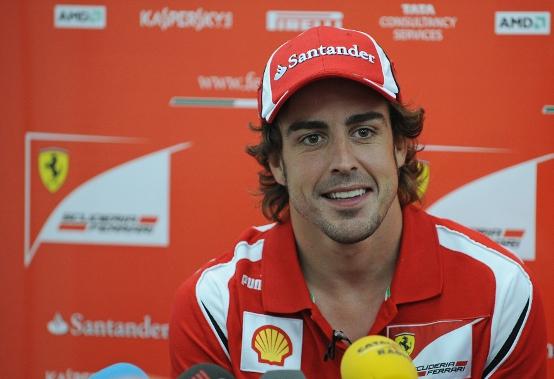 """Alonso: """"La pioggia renderà il GP Malesia piu' stressante"""""""