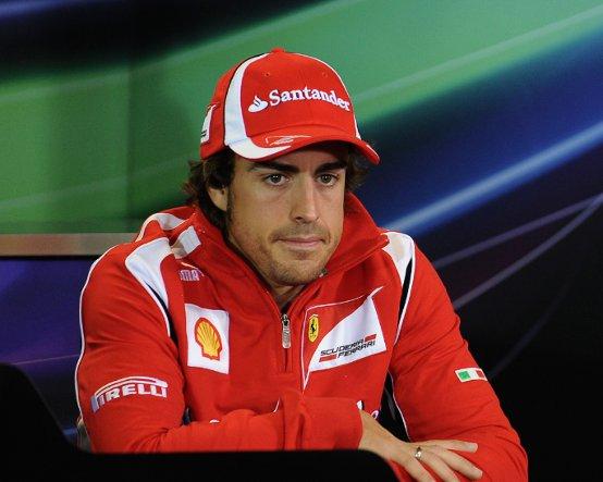 Fernando Alonso: Inutile fare previsioni sul weekend a Sepang