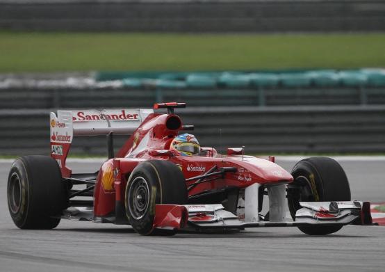"Alonso: ""Dobbiamo stringere i denti"""