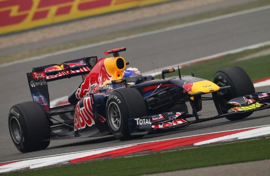GP Cina, Prove Libere 2: miglior tempo per Vettel