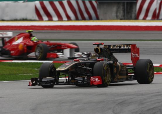 "Heidfeld: ""Renault punta a battere la Ferrari"""
