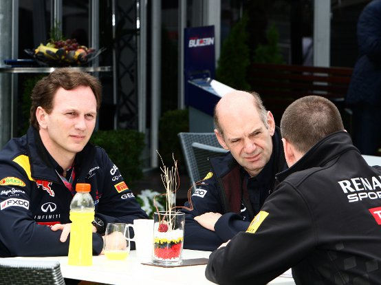 Horner non vuole parlare di dominio Red Bull