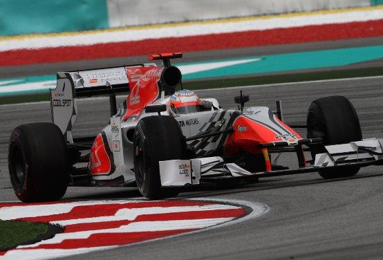 Inizia in Malesia la stagione di Formula 1 2011 per la HRT