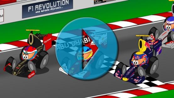 F1 Minidrivers: GP d'Australia 2011 [Video]