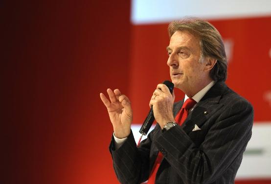 Montezemolo potrebbe entrare in politica e lasciare la Ferrari