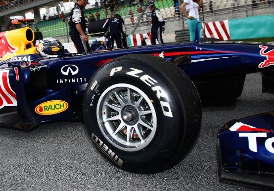 Nel GP di Malesia le gomme Pirelli si dimostrano decisive