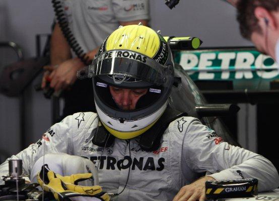Mercedes: Passi avanti nelle prove libere del Gran Premio di Cina