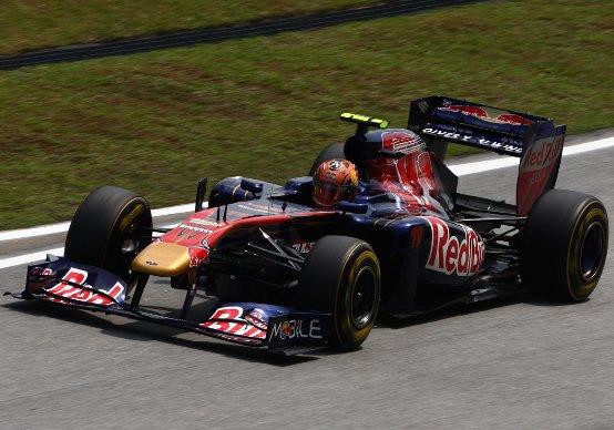 Toro Rosso a Sepang: Concentrati sulla gara