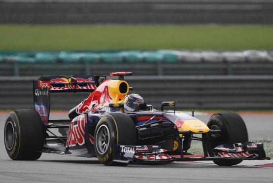 """Vettel: """"Inizio di stagione perfetto"""""""