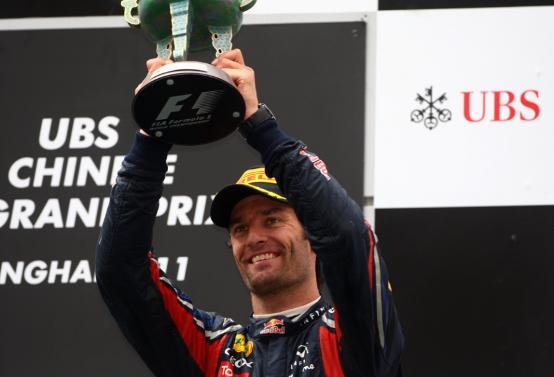 """Horner: """"Il terzo posto ha galvanizzato Webber"""""""